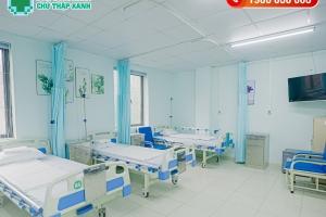 Các gói lưu viện - chăm sóc sau tiêm Covid-19 tại BVĐK Chữ Thập Xanh