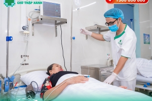 Dịch vụ lưu viện - theo dõi sau tiêm vaccine covid-19
